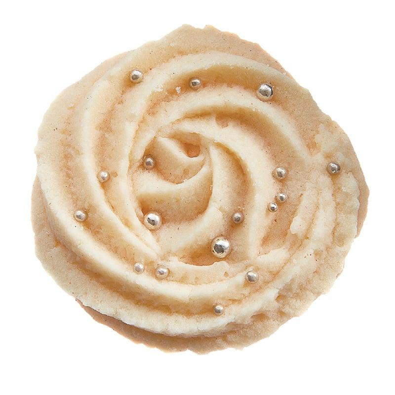 Biscuits sablés fouettés