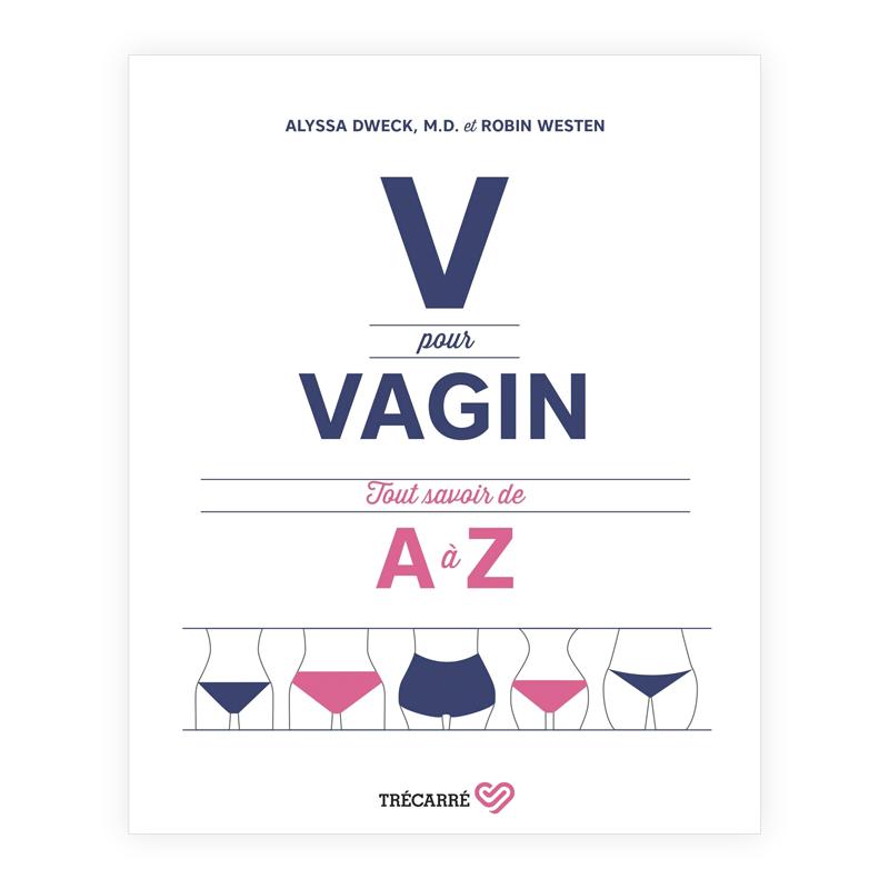 """<p class=""""p1""""><b>Le vagin décomplexé</b></p> <p class=""""p1"""">Des jouets sexuels aux infections vaginales, enpassant par l'épilation et l'ovulation, ce guide fait un tour d'horizon de tout ce qui touche de près ou de loin au vagin. Il présente sous forme d'abécédaire et de façon particulièrement ludique les réponses à une foule de questions qu'on est parfois mal à l'aise de poser à son médecin. Le ton n'est jamais moralisateur et les autrices, une gynécologue et une journaliste, ne s'embarrassent d'aucun tabou.</p> <p><span class=""""s1""""><i>Vpourvagin– Tout savoir deAàZ</i>, par Alyssa Dweck et Robin Westen, Trécarré, 27,95$</span></p> <p>À lire aussi:<a href=""""https://fr.chatelaine.com/sante/couple-et-sexualite/le-clitoris-la-cle-pour-une-vie-sexuelle-amelioree/"""" target=""""_blank"""" rel=""""noopener"""">Le clitoris, la clé pour une vie sexuelle améliorée?</a></p>"""