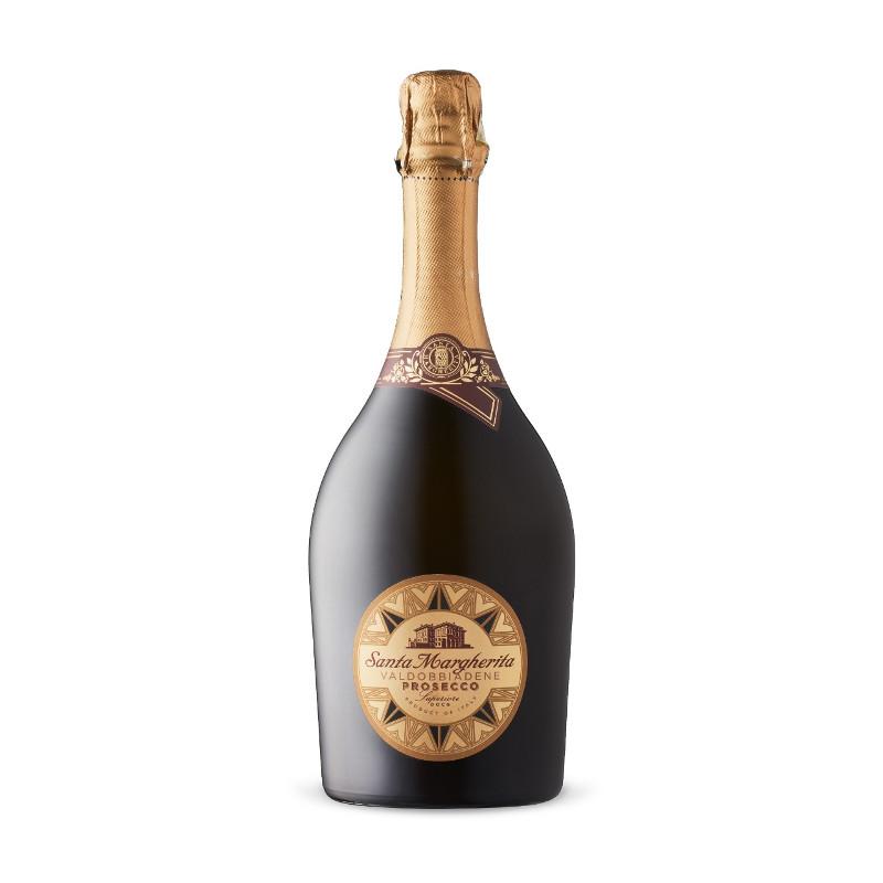 """<p><strong>Prosecco: tout le monde à la SAQ Dépôt!</strong></p> <p>Ce mousseux italien est l'un des meilleurs proseccos disponibles au Québec. Coup de chance, il est vendu dans les magasins Dépôt, ce qui permet de réduire son coût de 15% à l'achat de 12 bouteilles. Dans le verre, il se démarque par sa bouche croquante, ses arômes de fruits jaunes et ses bulles délicates, mais surtout, il n'est pas trop sucré, ce qui est rare pour un prosecco. Le look très chic de sa bouteille ajoutera une touche de magie aux soirées.</p> <p><a href=""""https://www.saq.com/page/fr/saqcom/vin-mousseux/santa-margherita-valdobbiadene-prosecco-superiore/12509154"""" target=""""_blank"""" rel=""""noopener"""">Santa Margherita Valdobbiadene Prosecco Superiore</a>, Code SAQ: 12509154, 18,70 $</p> <p></p>"""