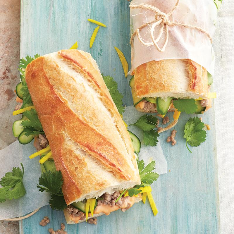 Sandwichs bahn mi