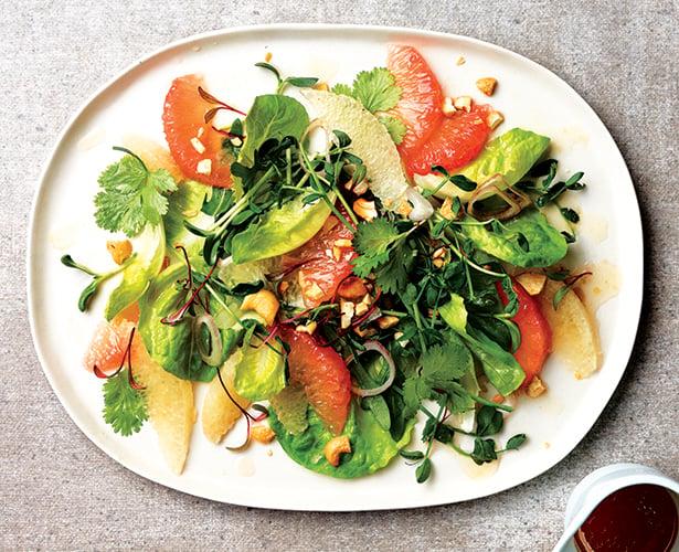 Salade thaïe d'agrumes