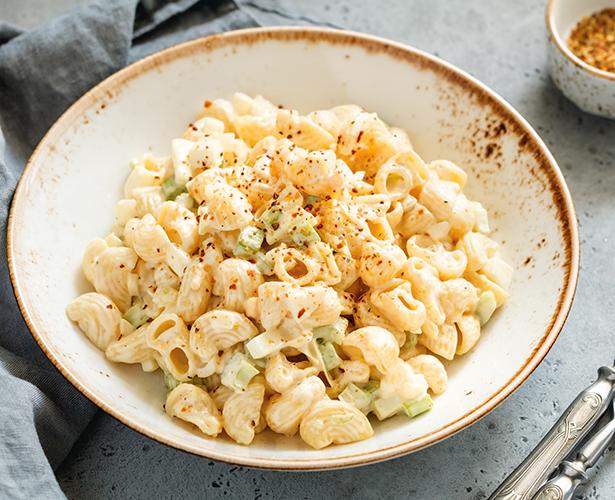 Salade de macaroni classique