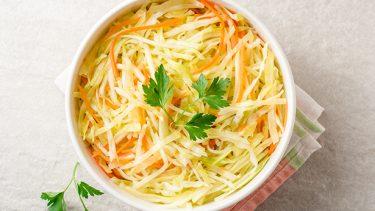 Salade de chou aigre-douce