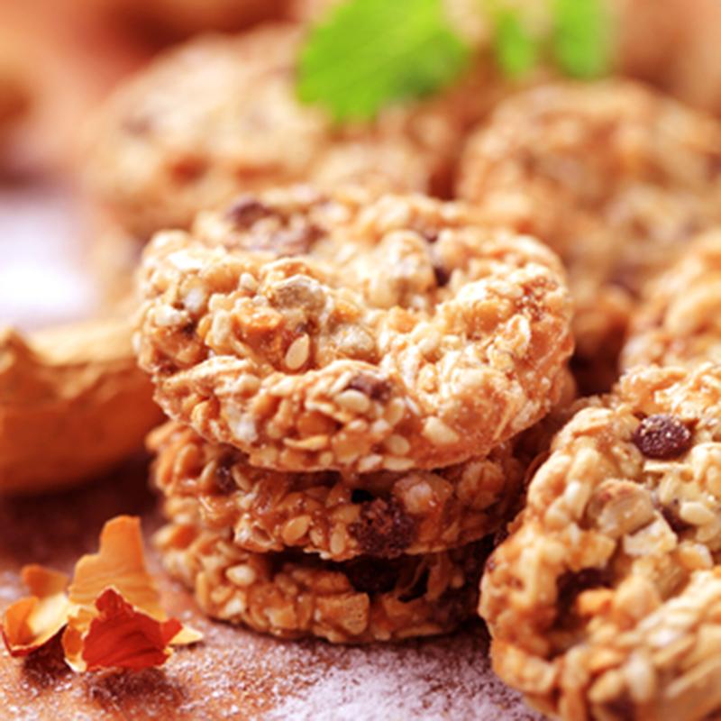 Biscuits santé aux graines de tournesol