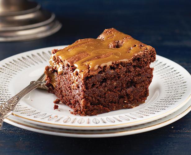Brownies à saveur de pain d'épice sans gluten