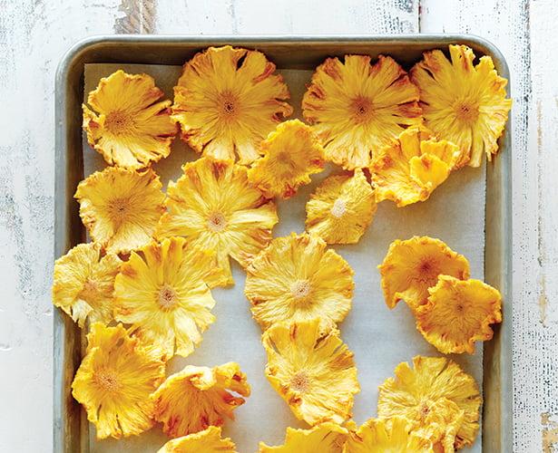 Des fleurs d'ananas