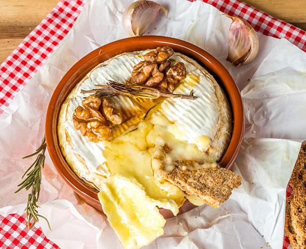 Fondue au Brie