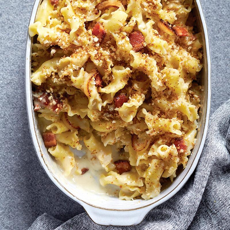 Macaroni au fromage réinventé