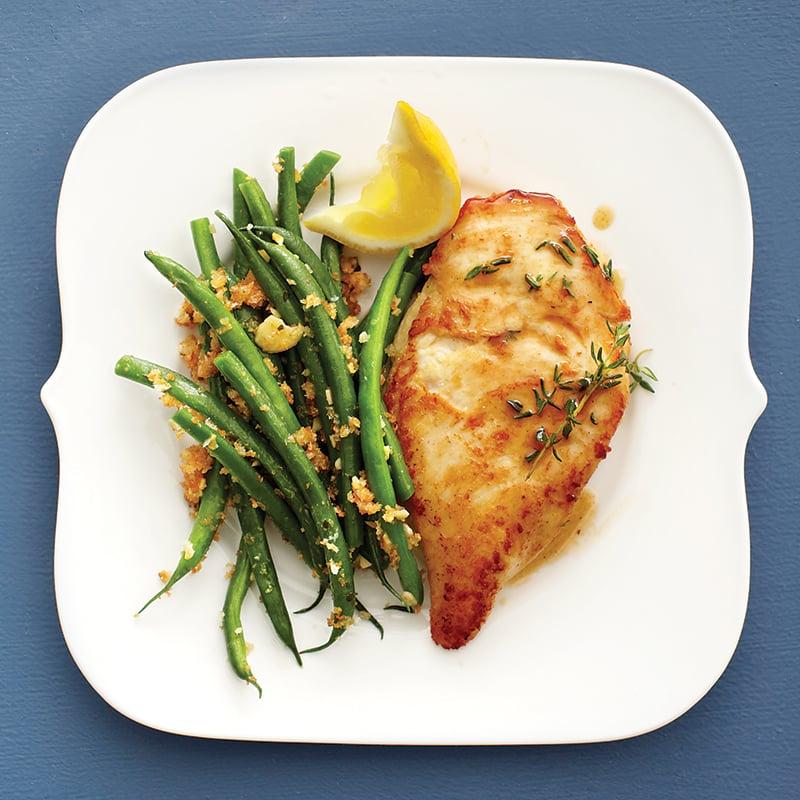 7 recettes pour réinventer les poitrines de poulet