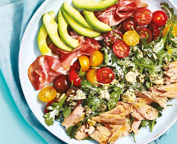 Salade de thon renouvelée