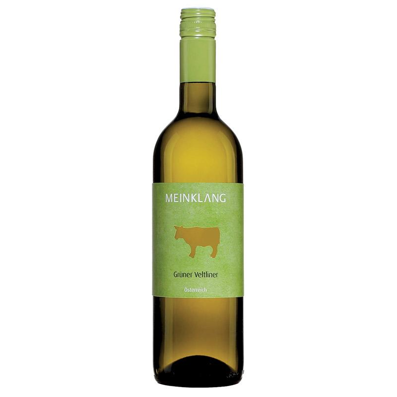Bouteille de vin - Meinklang