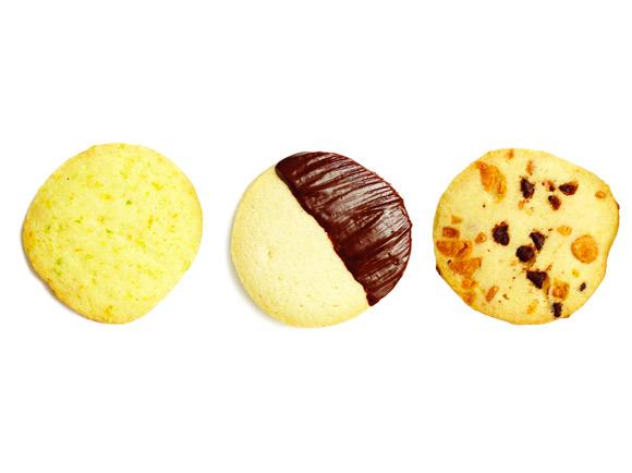 Biscuits frigidaire en 9 versions