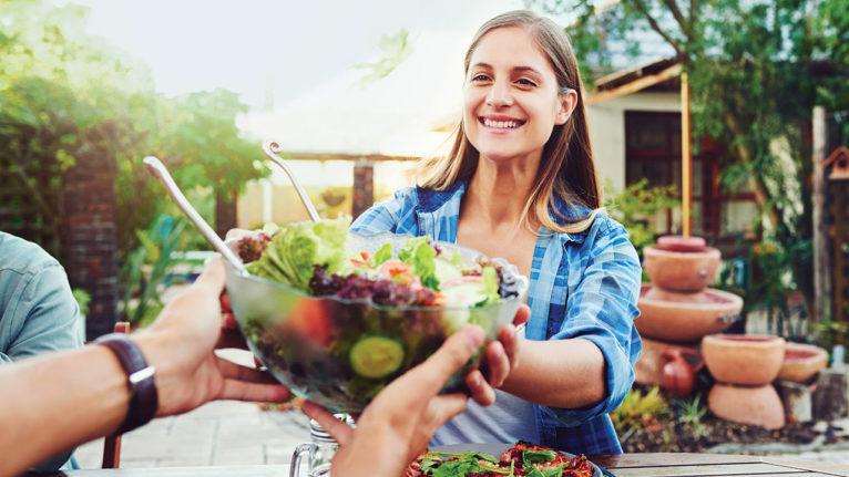 alimentation végétarienne