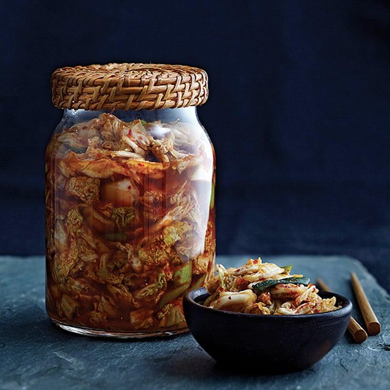 Kimchi, version simplifiée