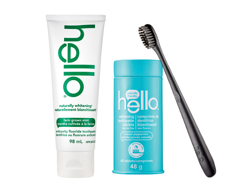 dentifrice Hello