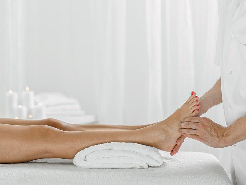 massage reflexologie